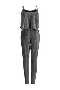 CoolCat Junior jumpsuit Pepper zilver, Zilver