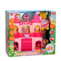 Playgo  Prinsessenkasteel met Accessoires, Multi