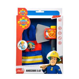 Brandweerman Sam Handschoenen en Speelgoed Bijl