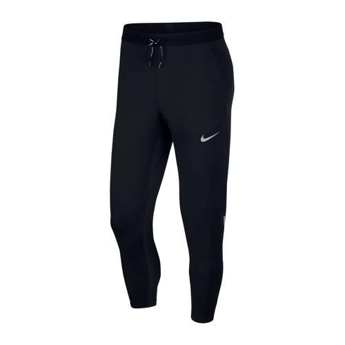 Nike Shield Phenom hardloopbroek zwart