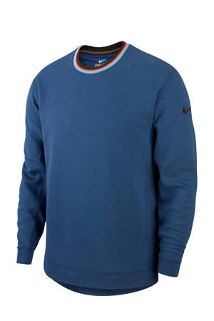 sportshirt blauw