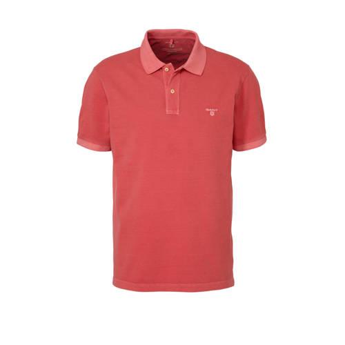 GANT regular fit polo rood
