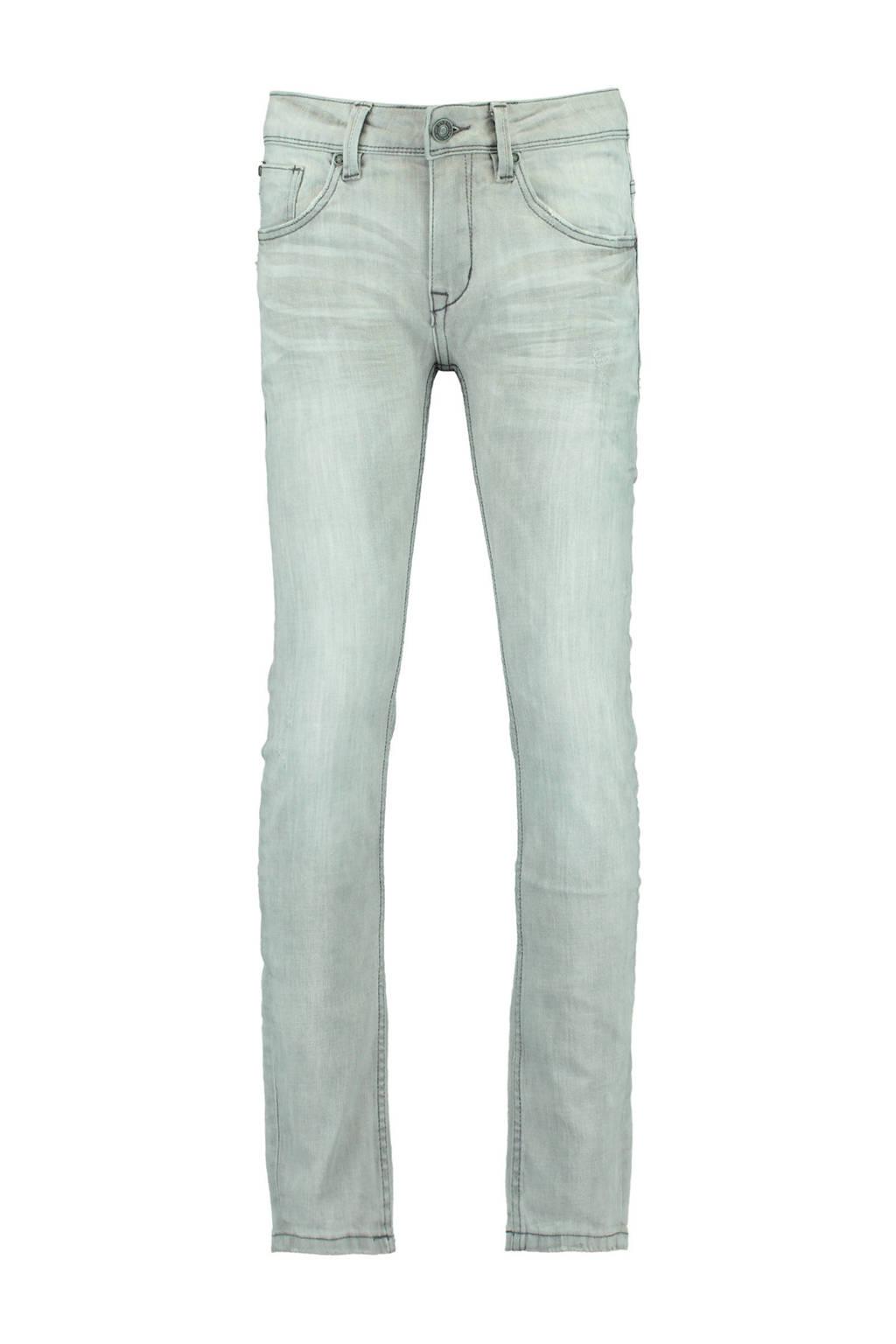 CoolCat Junior slim fit jeans Kevin grijs, Grijs