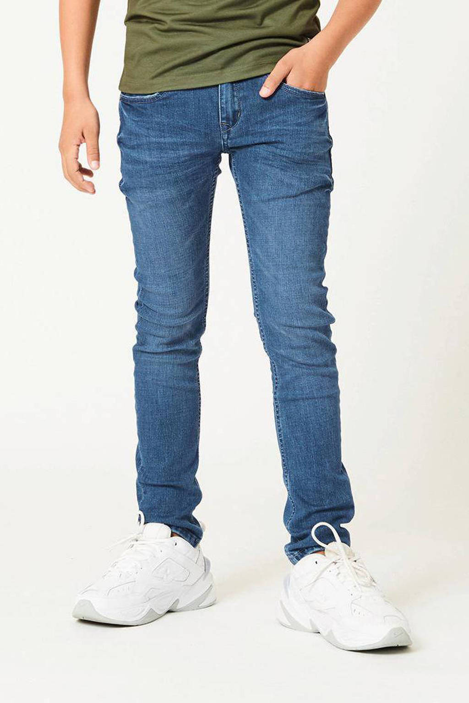 CoolCat Junior slim fit jeans Kevin blauw, Blauw