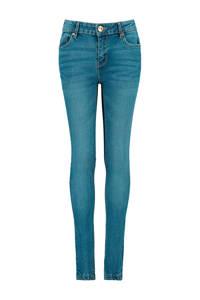 CoolCat Junior super skinny jeans Kaat blauw, Blauw