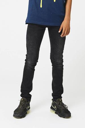 slim fit jeans Kevin zwart