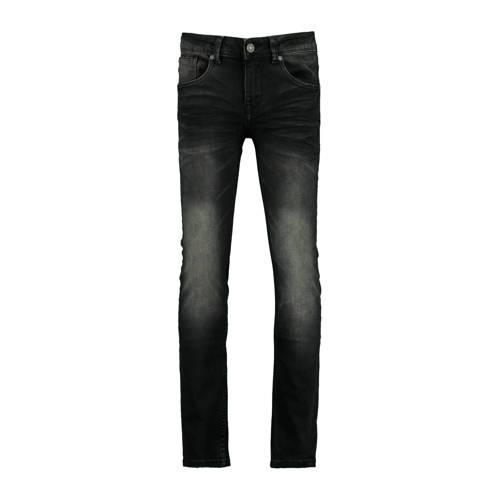 CoolCat Junior slim fit jeans Kevin zwart