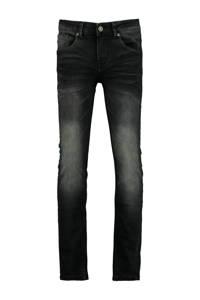 CoolCat Junior slim fit jeans Kevin zwart, Zwart