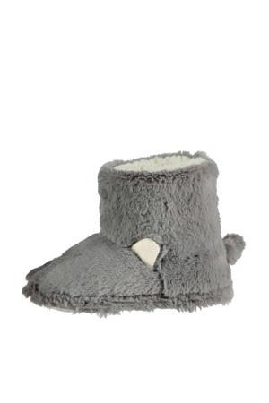 pantoffels grijs