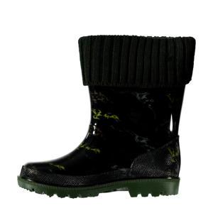 regenlaarzen dino zwart