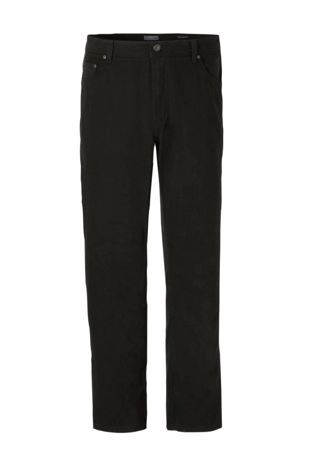 C&A XL Canda regular fit broek black36, Black36