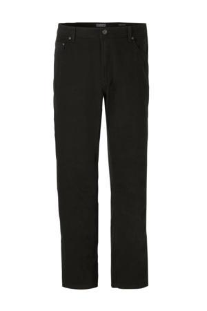 XL Canda regular fit broek black36