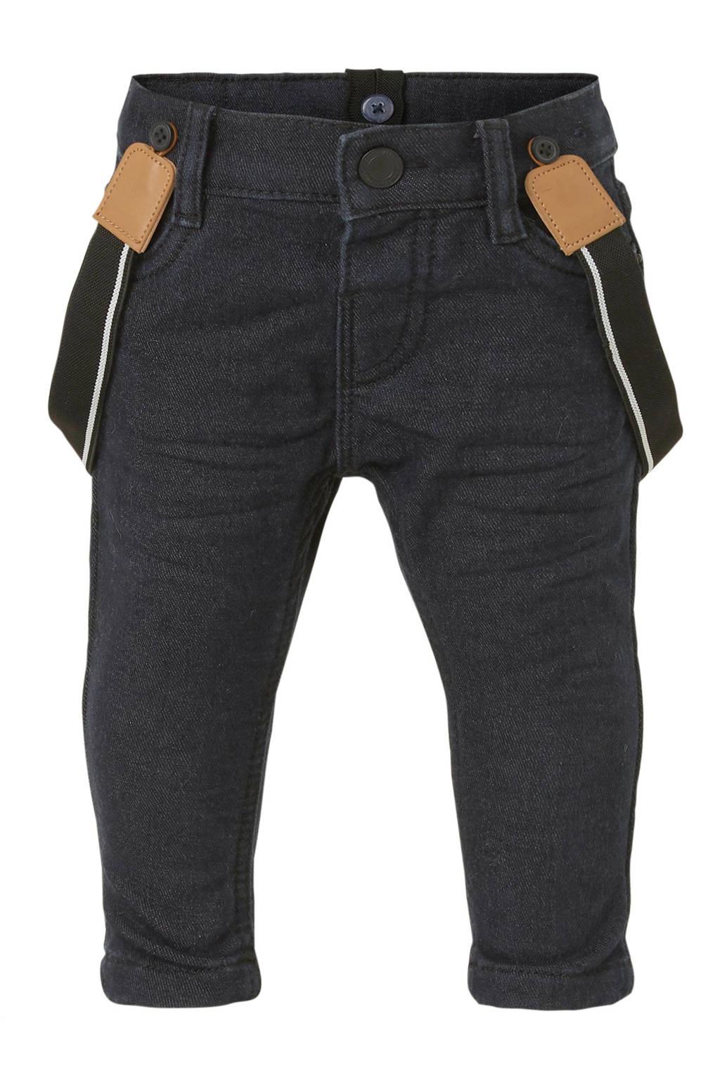 C&A Baby Club skinny jeans zwart, Zwart