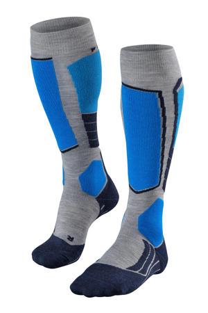 SK2 skisokken blauw