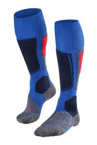 FALKE skisokken SK1 blauw, Blauw