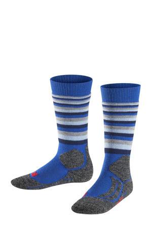 SK2 Stripes skikousen blauw