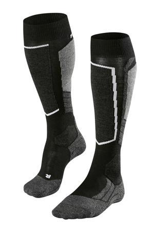 SK2 skisokken zwart