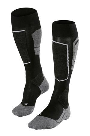SK4 skisokken zwart