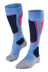 FALKE SK2 skisokken blauw, Blauw