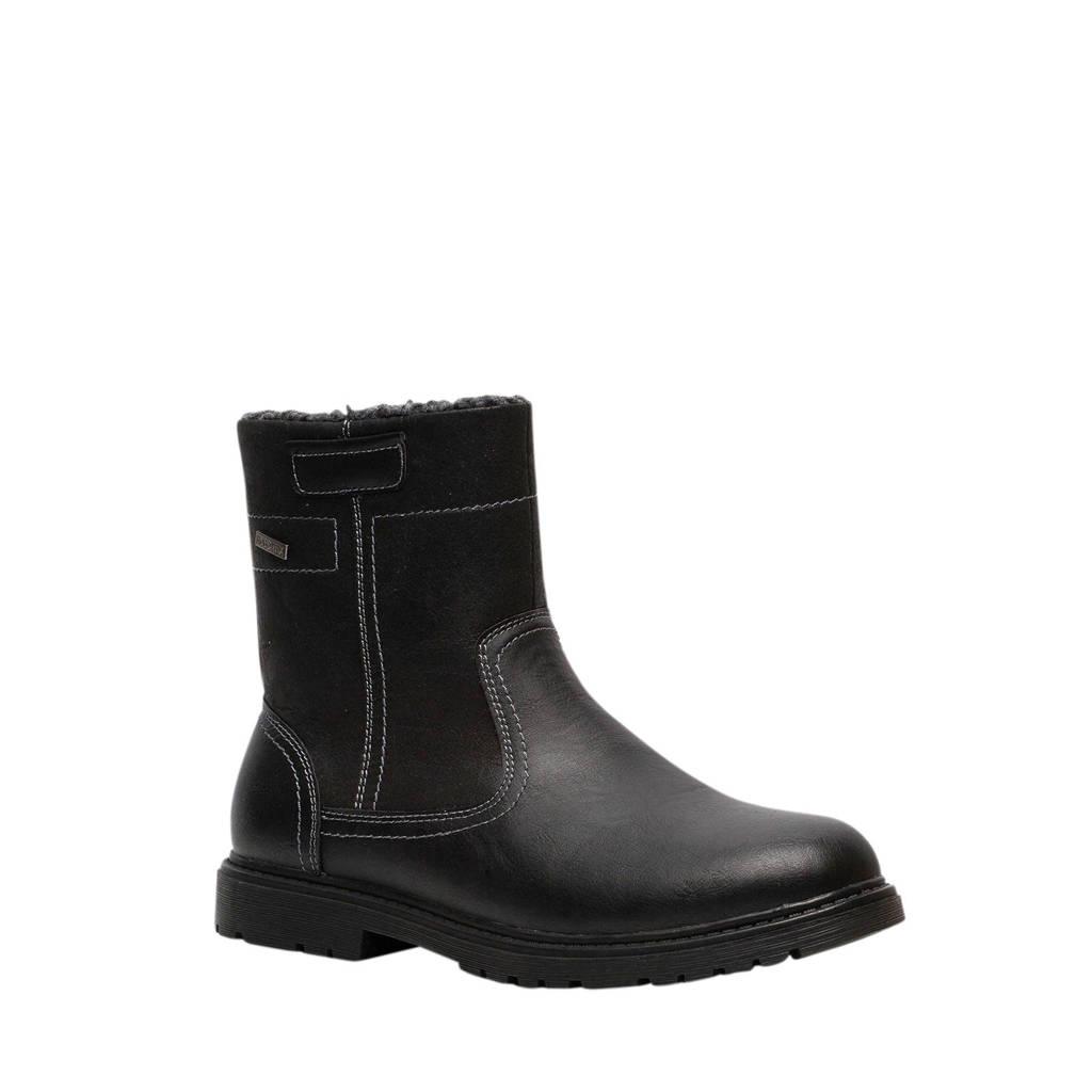 Scapino Blue Box   boots zwart, Zwart
