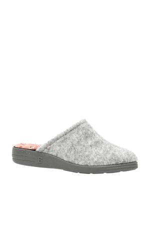 Blenzo pantoffels grijs