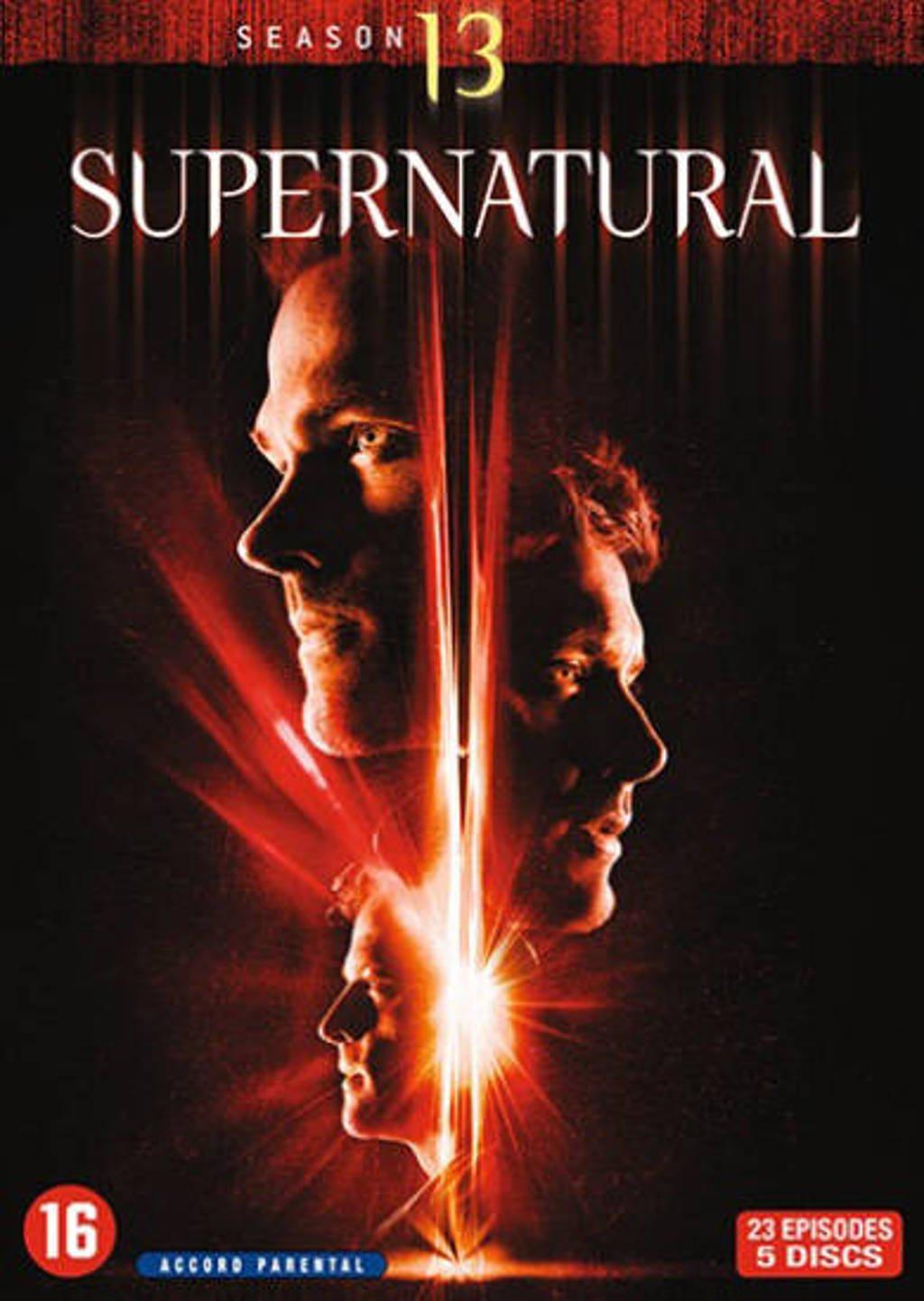 Supernatural - Seizoen 13 (DVD)