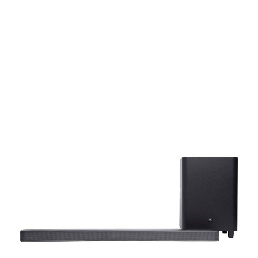 JBL BAR 5.1 IMMERSIVE soundbar (zwart), Zwart