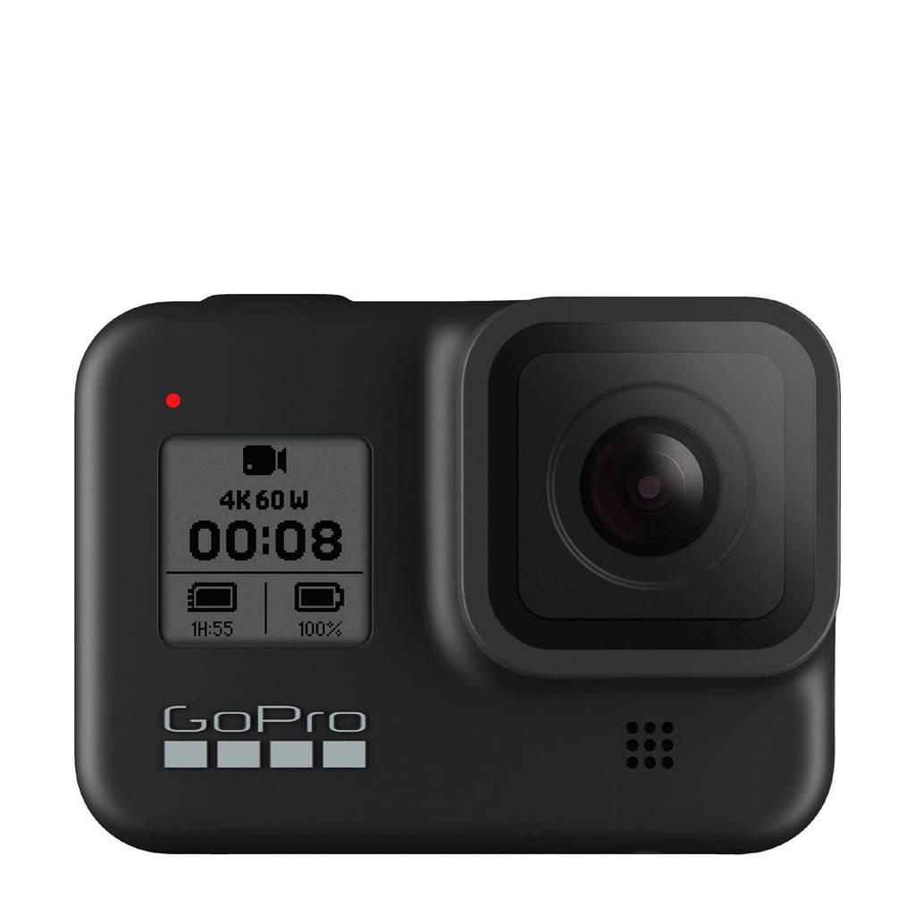 GoPro HERO8 action cam, Zwart