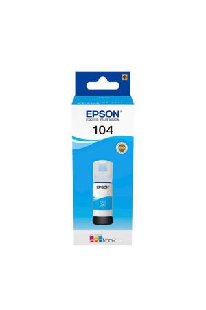 ECOTANK 104 Cyan inktcartridge