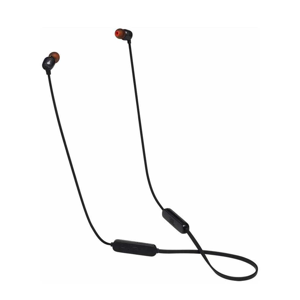 JBL TUNE115BT draadloze in-ear hoofdtelefoon (zwart), Zwart