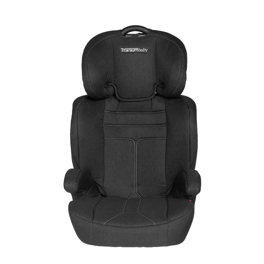 Titaniumbaby Vidar Isofix autostoel antraciet, Antraciet