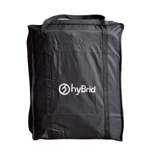 Titaniumbaby Hybrid Cabi S draagtas zwart