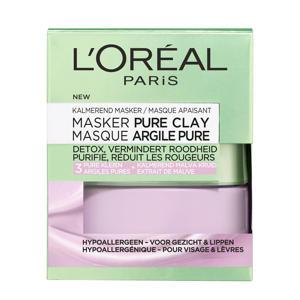 kalmerend Pure Clay gezichtsmasker - 50 ml