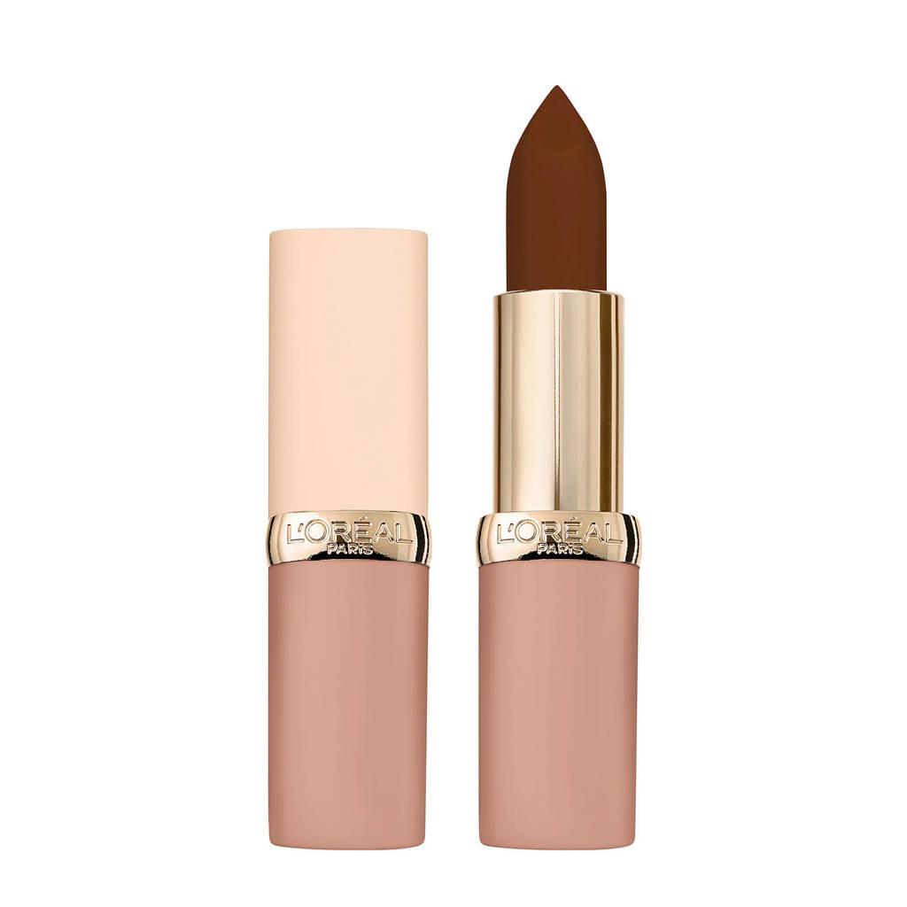 L'Oréal Paris Free the Nudes Color Riche matte lipstick - 11 No Dependency