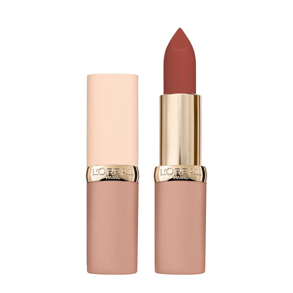 L'Oréal Paris Free the Nudes Color Riche matte lipstick - 04 No Cage