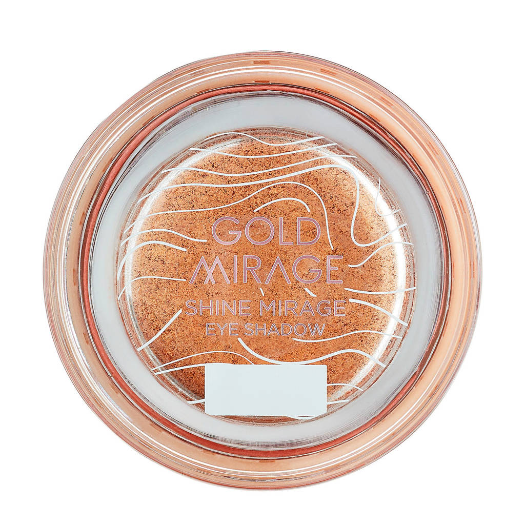 L'Oréal Paris Gold Mirage Limited Edition Collectie - hine Mirage eyeshadow - 04 Tiger Eye