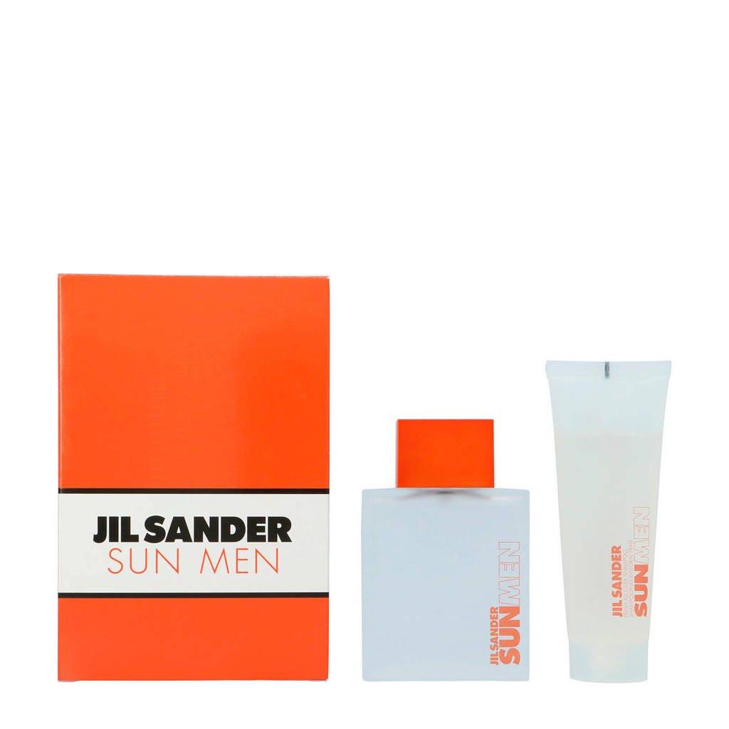 Jil Sander Sun Men geschenkset - 150 ml