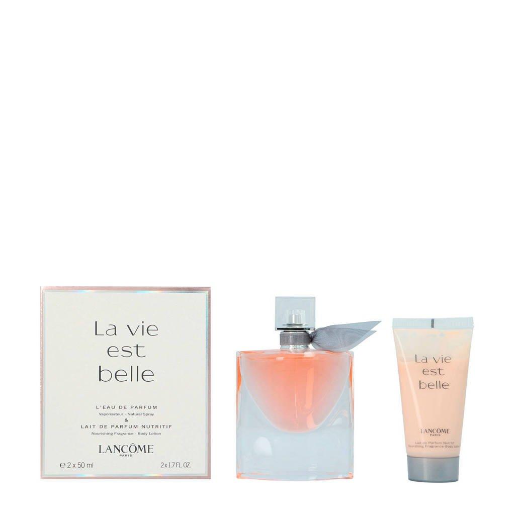 Lancôme La Vie Est Belle geschenkset - 100 ml