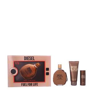 Fuel For Life Pour Homme geschenkset - 225 ml