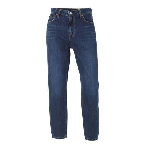 GAP high waist mom jeans blauw