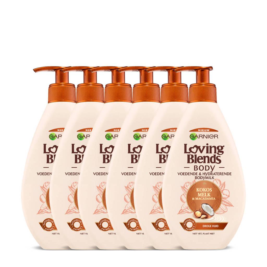 Garnier Bodymilk kokos melk