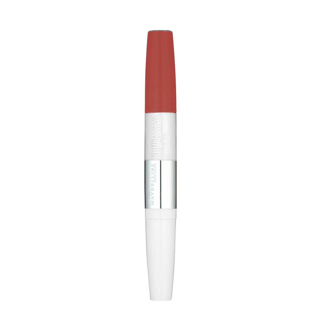Maybelline New York SuperStay 24H Lippenstift - 725 Caramel Kiss