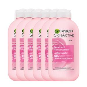 Skin Natural Essentials Botanische Reinigingsmelk - 6x 200 ml multiverpakking