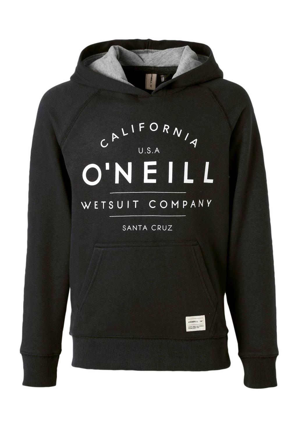 O'Neill hoodie zwart, Zwart