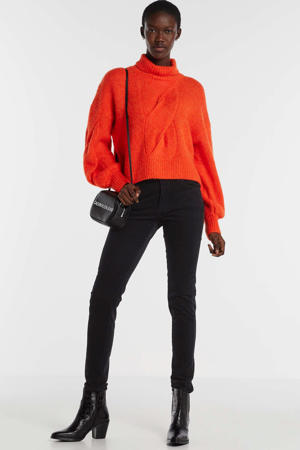 slim fit jeans Natal - SB zwart