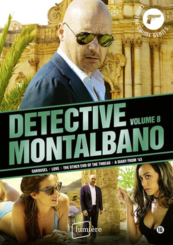 Detective Montalbano - Seizoen 8 (DVD)