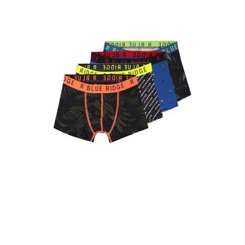 WE Fashion boxershort - set van 4