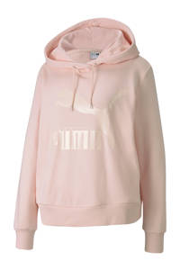 Puma hoodie oudroze, Oudroze