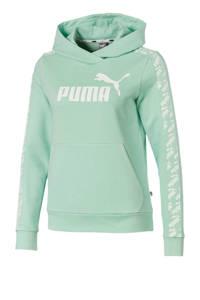 Puma hoodie mintgroen, Mintgroen