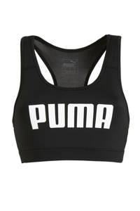 Puma sportbh zwart, Zwart